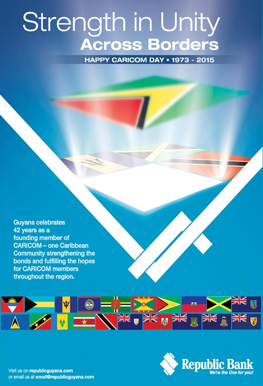 Caricom greeting republic bank happy caricom day m4hsunfo